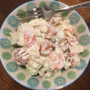 Summer Krab Salad